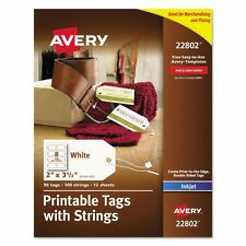 Avery Printable Marking Tag - AVE22802