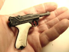 Minature gun shaped keychain fob (about 3 inches)