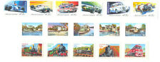 Australia-Transport-self-adhesives 3 sets mnh good price-Cars-trains Boats