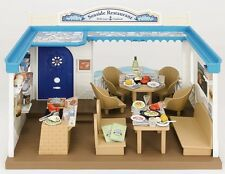 Calico Critters SEASIDE RESTAURANT PLAYSET ~NEW~
