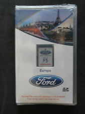 F5 EUROPE MFT 16 Latest  Ford Lincoln ALL MODELS GPS SD Navigation CARD Map chip