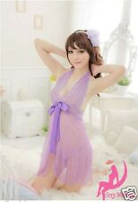 Episode Sexy Lingerie Night Wear Sleep Room Babydoll dress Women Teddy LH55LP