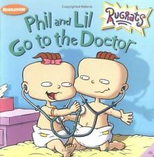 Rugrats: The Phil and Lil Go to the Doctor by Becky Gold (2001, Paperback)
