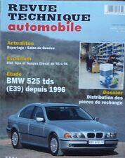 BMW 525 TDS SERIE 5 E39 depuis 1996  Revue technique RTA 594 1997 TIPO TEMPRA