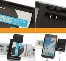 Universal USB Wall Charger For Samsung HTC Sony Nokia LG HP Phone Battery