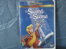 Walt Disney Gold Collection- The Sword in the Stone (DVD) #902