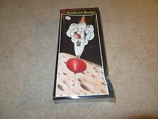 Glencoe Models Retriever Rocket Spacecraft 1:72 Model Kit MISB Sealed 1993