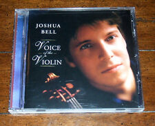 CD: Joshua Bell - Voice of the Violin / Barnes & Noble Exclusive Classical VG+