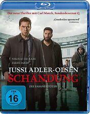 SCHÄNDUNG, Die Fasanentöter (Nikolaj Lie Kaas, Fares Fares) Blu-ray Disc NEU+OVP
