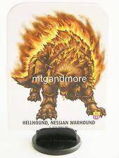Pathfinder Battles Pawns / Tokens - #112 Hell Hound, Nessian Warhound - Hell's