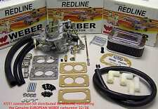JEEP CJ7 Wrangler Cherokee K551 WEBER Carburetor kit