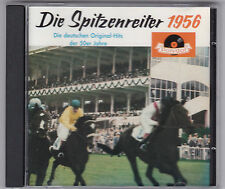 DIE SPITZENREITER 1956 CD ALBUM POLYDOR VARIOUS ARTISTS 18 TITEL