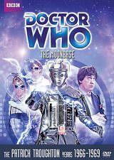 Doctor Who: Moonbase DVD Region 1, NTSC