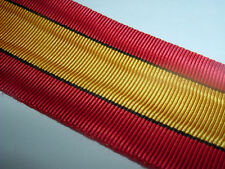 MEDAL RIBBON-GOOD QUALITY BELGIUM/BELGIAN WW1 SERVICE MEDAL