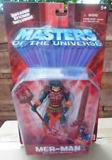 Mattel  MER MAN from HE MAN Masters of the universe figure