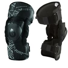 New SIXSIXONE SIX SIX ONE soft knee brace guards MX ATV BMX MB  Youth Large Kids