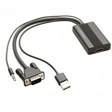 Syba SD-ADA31040 VGA to HDMI Converter with Audio Support