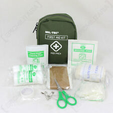 FIRST AID MIDI PACK - Kit Bag Emergency Medical Travel Car Cadet Walking Hiking