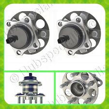 REAR WHEEL HUB BEARING ASSEMBLY FOR TOYOTA PRIUS 2010-2015 PAIR FAST SHIPPING