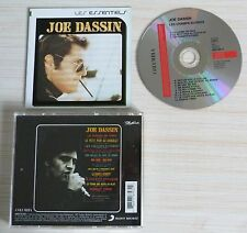 CD ALBUM JOE DASSIN LES CHAMPS ELYSEES LES ESSENTIELS BEST OF 12 TITRES
