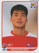 N°519 KIM MYONG-WON ROOKIE KOREA DPR STICKER PANINI WORLD CUP SOUTH AFRICA 2010