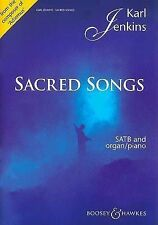 Jenkins: Sacred Songs (Satb Mixed Voices & Piano) BH85162