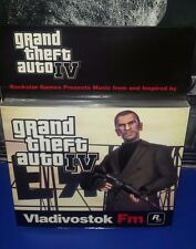 Grand Theft Auto IV official Soundtrack Vladivostok FM RARE FREE SHIPPING