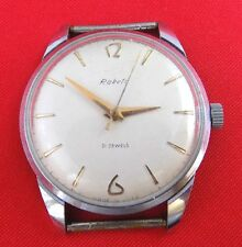 Raketa wrist watch vintage Soviet USSR mechanical wristwatch Serviced 21 jewels