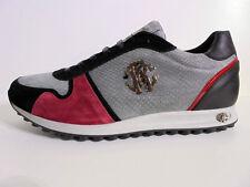 Sneakers Uomo Roberto Cavalli .Size 45 .Sconto - 50%.Art.06217 !!!! SALDI