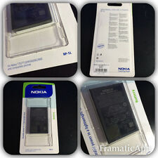 BATTERIA ORIGINALE NOKIA BP-5L PER 770 7710 (9500 COMMUNICATOR) E61 N92
