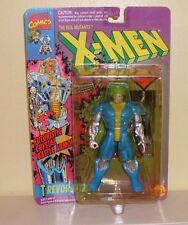 X-Men Trevor Fitzroy 1994 Toy Biz Futuristic Crystal Battle Armor Enemy Bishop