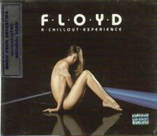 FLOYD... A CHILLOUT EXPERIENCE SEALED CD NEW PINK FLOYD TRIBUTE