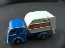Matchbox n° 15 Tippax refuse collector truck camion poubelles ancien