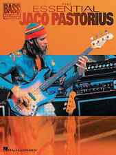 JACO PASTORIUS - BASS GUITAR TAB SHEET MUSIC BOOK