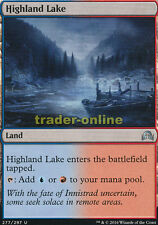 2x Highland Lake (Hochlandsee) Shadows over Innistrad Magic