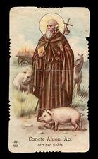 """santino-holy card"""""""" ediz. AR n.2045 S.ANTONIO AB."""