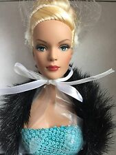 "Tonner 16"" 2004 Tyler Wentworth Crystal Blue FAO Schwartz Excl Fashion Doll NRFB"