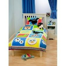 Timmy Time Playtime Single Bed Quilt Duvet Cover Set, Kids Room Decor
