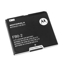 Genuine Motorola Triumph WX435 OEM Replacement Li-ion Battery FBO-2 1380mAh New