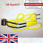 Travel Water Heater Element Boil Water Coffee Tea Immersion 500W 220V UK STOCK