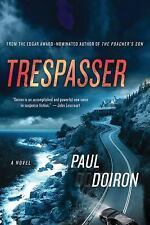 Trespasser: A Novel (Mike Bowditch Mysteries)-ExLibrary