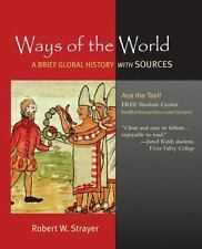 Ways of the World, Combined Edition (Volumes 1 & 2): A Global History with Sourc