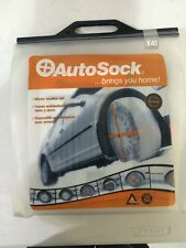 Autosock Snow Chains Fabric Size X40 Fits: 195/65R16 | 195/75R15 | 195 R14