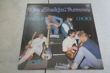 THE SHAKIN ARROWS  FANCLUB CHOICE LP  AMR 1977 85  DUTCH