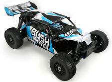 Thunder Tiger 1/8 RTR BUSHMASTER Brushless 4WD Desert Buggy #6410-F111 OZ RC