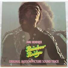 JIMI HENDRIX - RAINBOW BRIDGE O.S.T.- LP ISSUED ON MUSTARD REPRISE LABEL IN 1971