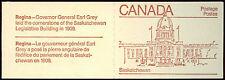 Canada 1983 SG#SB91h Legislative Buildings MNH Stamp Booklet #C24734