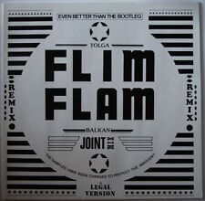 Tolga Flim Flam Balkan Best Of Joint Mix 3Tr 12in 1987
