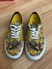 Vans Era Size 9 mens Beatles Yellow Submarine Limited Edition Sold out