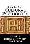 Handbook of Cultural Psychology, , Acceptable Book